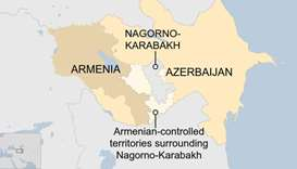 Tensions flare between Armenia and Azerbaijan over new clashes