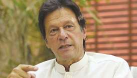 Prime Minister Khan: Pakistan needs to be on guard against regional spoilers.