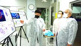 S Korean firm specialising in life science technology to set ground in Qatar