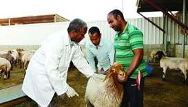 The MME gives livestock owners various free services and supports them in different ways.