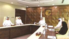 Qatar participated meeting
