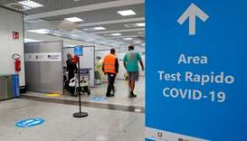 Airlines seek to reassure passengers with hygiene measures and testing