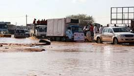QRCS office in Sudan responds to flash floods in White Nile State