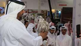 4th edition of falcons show attracts best exhibitors and major world companies