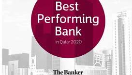The Banker names Commercial Bank 'Best Performing Bank in Qatar'