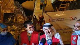 Qatar-Turkey Red Crescent aid arrives in Sudan