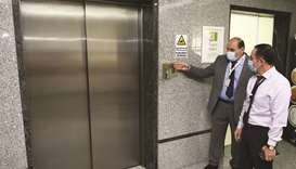 Al-Ahli Hospital develops 'Qatar's first' smart elevator service