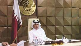 Al-Muraikhi leads Qatar's delegation at League meet