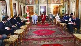 Attorney-General meets head of Tunisian Assembly