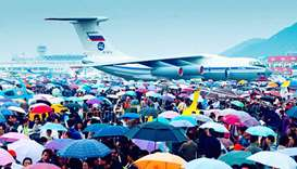 China's biggest airshow cancelled in 2020 over pandemic