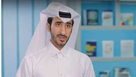 Waleed al-Yafie, co-founder and chief technology officer of Fatora.io.