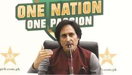 PCB chairman Ramiz Raja expressed his disappointment at England's withdrawal from the Pakistan tour.