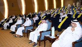 The meeting took place at the Ministry of Interior (MoI) headquarters in Doha. The election is sched