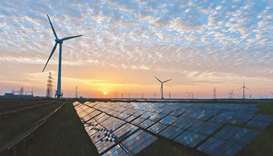 The costs of renewable energy - specifically solar and wind - have plummeted over the last decade, m