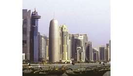 Corporate sentiments in Qatar is slated to improve in the second half of this year and the sovereign