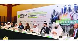 Sustainability key to building smart cities, say Project Qatar participants
