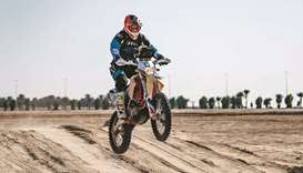 Qatar International Baja will take place from September 30 to October 2.