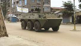 Special forces stage coup in Guinea