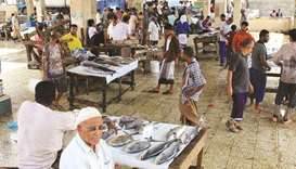 Yemenis eyeing fish catch blame exports for high prices