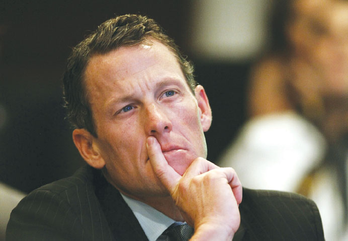 Armstrong's confession could lead to new legal headaches