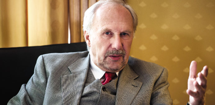 ECB's Nowotny says core inflation 'clearly' missing target