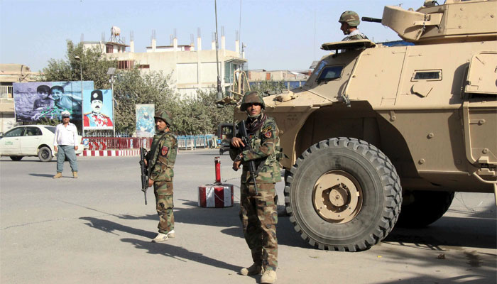 12 Afghan troops killed while sleeping in 'insider attack'