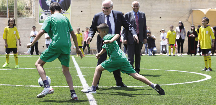 FIFA central to football's success despite scandals
