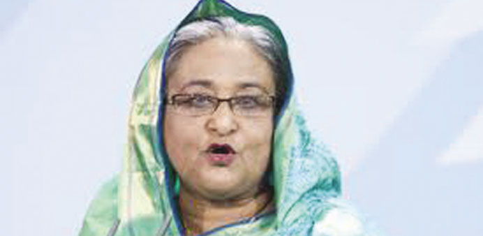 Hasina offers BNP position in cabinet