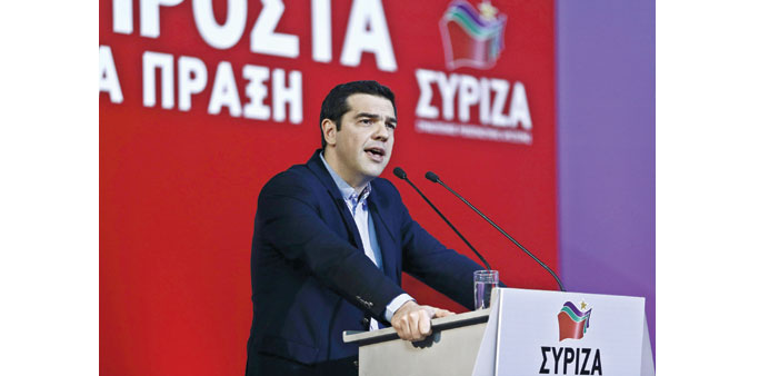 Greek PM vows no retreat in 'battle' with creditors