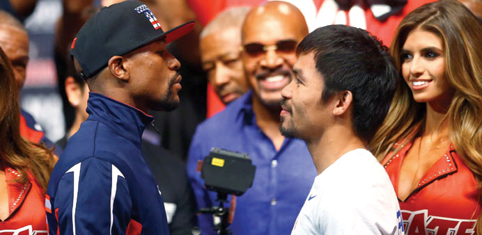 Pacquiao-Mayweather puts sport in spotlight