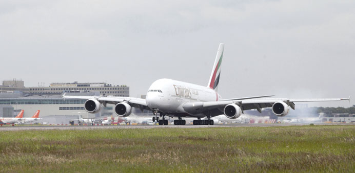 UAE probing Emirates A380 'serious incident' in Moscow
