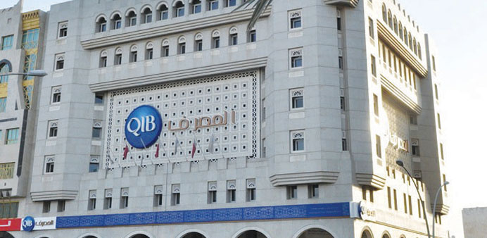 QIB Head Office.