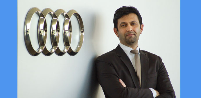 Q-Auto appoints chief of Audi operations