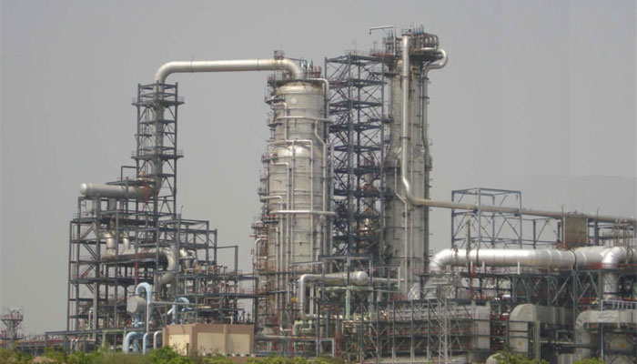 Indian Oil Corporation refinery, Panipat, Haryana