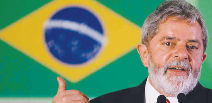 Lula would easily win Brazil's October election: poll