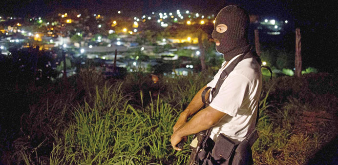 Mexico's mass grave reveal drug war's toll