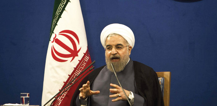 'Haggling' by powers could delay nuclear  deal: Rouhani