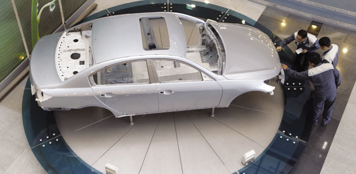 As western carmakers embrace aluminium, Asia still welded to steel
