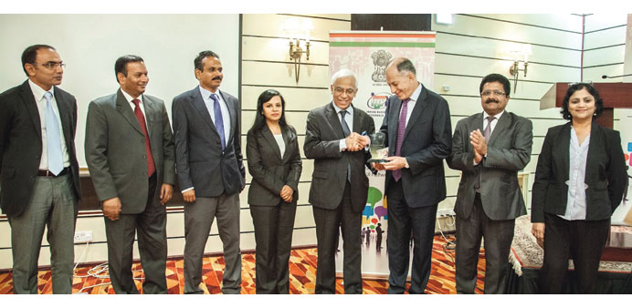IBPN hosts high-level CII delegation