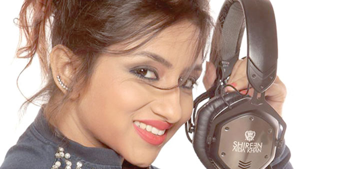 SIGNATURE STYLE: Shireen is one of India's most loved and revered figures in the DJing industry. The