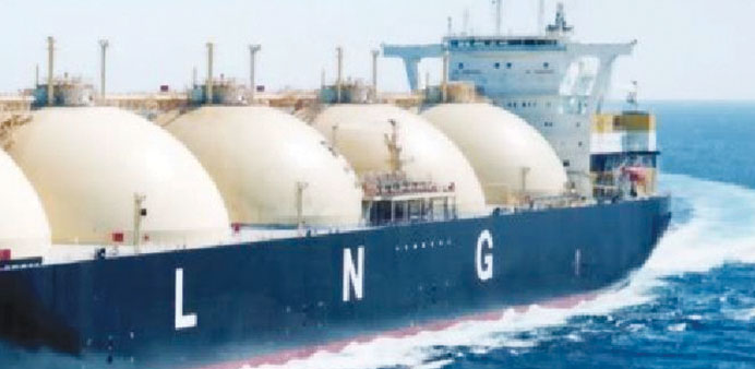 LNG market 'needs $200bn investment to meet demand'
