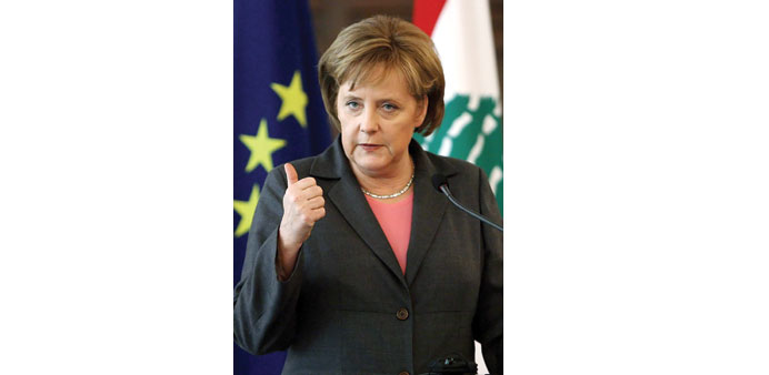 Merkel: The issue of asylum could be the next major European project, in which we show whether we ar