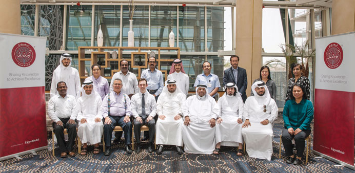 Participants of the Fundamentals of Communication course.