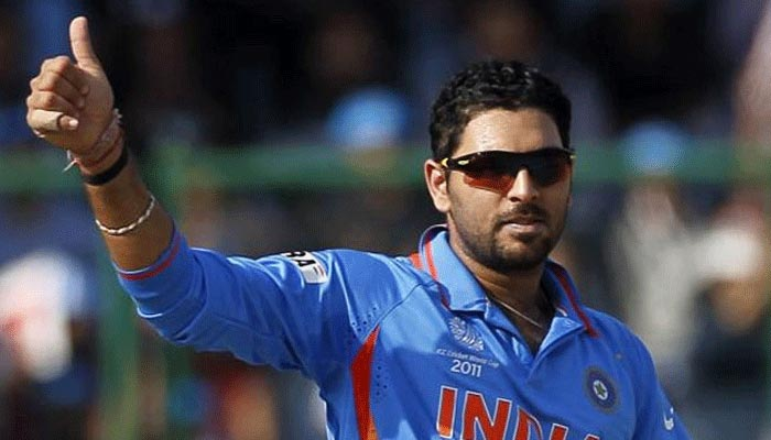 Yuvraj Singh was the star of India's 2011 World Cup campaign.