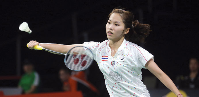 Ratchanok leads Thai women to badminton glory