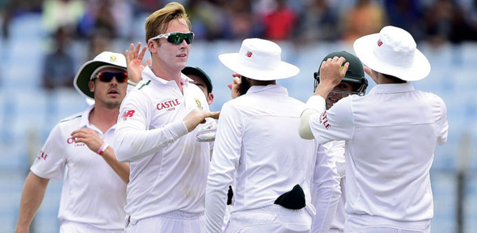 South Africa pick three spinners for India tour