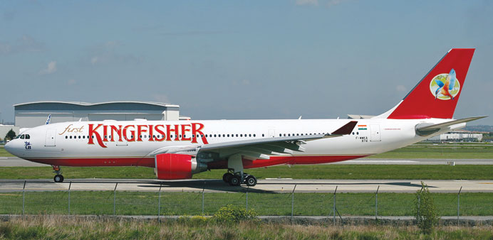 Kingfisher tax plea dismissed by court