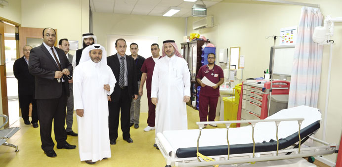 Medical Commission unit opens in Industrial Area