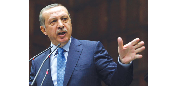 Erdogan: Father-like figure to residents of his home district of Kasimpasa.