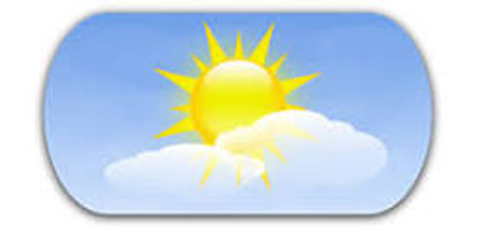 Humid conditions expected today